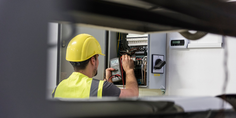 Industrial Electrical Services in Charlotte, North Carolina