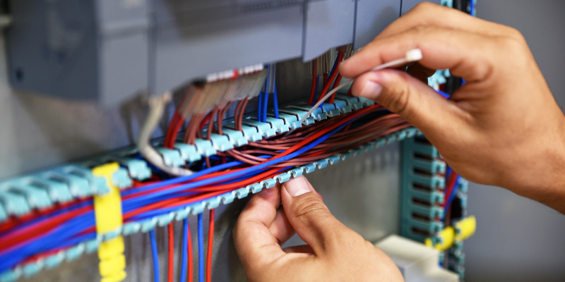 Industrial Electrical Repair in Charlotte, North Carolina