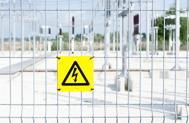 Staying Safe Around High-Voltage Power Lines