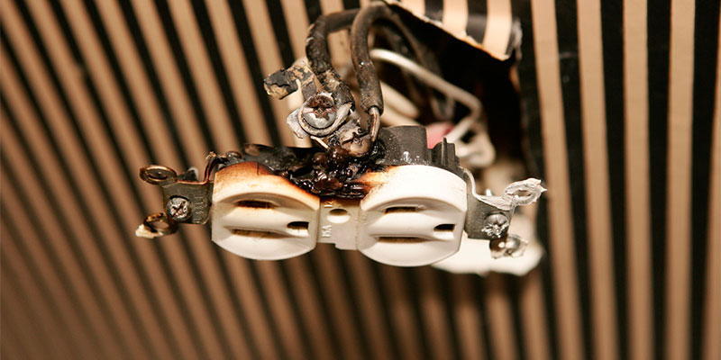 signs of an electrical repair
