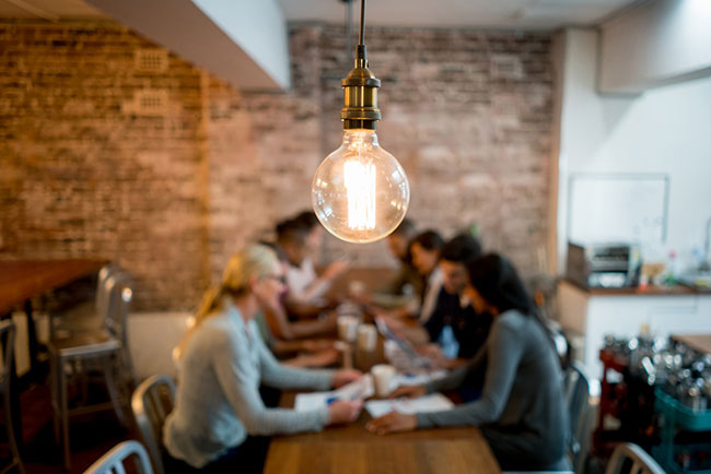 Modern Trends in Commercial Lighting
