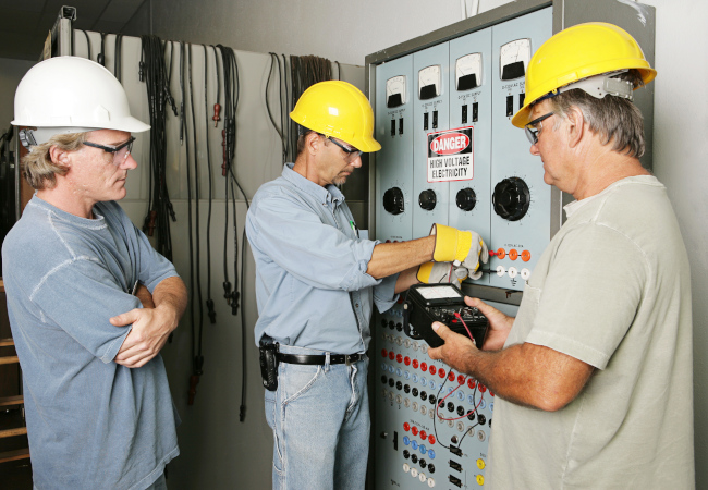 High-Voltage Electrical Contractor, Hickory, NC