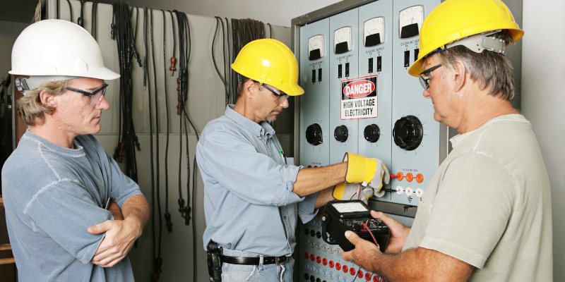 High-Voltage Electrical Contractor in Hickory, North Carolina