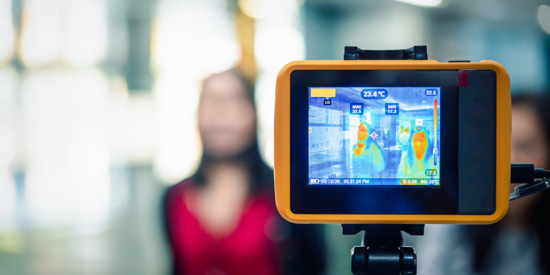 Thermal Imaging in Hickory, North Carolina